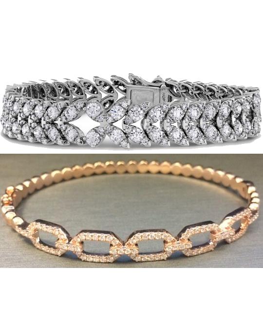 Gwen Stefani bracelets
