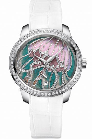 Jellyfish watch by Ulysse Nardin