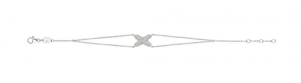 Jeux de Liens bracelet by Chaumet