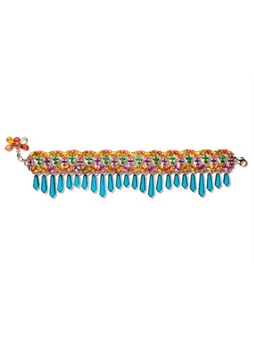 Carnival bracelet by Rihanna ♥ Chopard