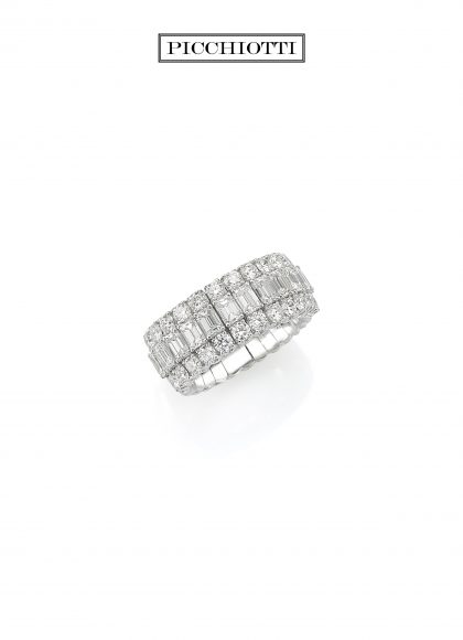Diamond ring by Picchiotti