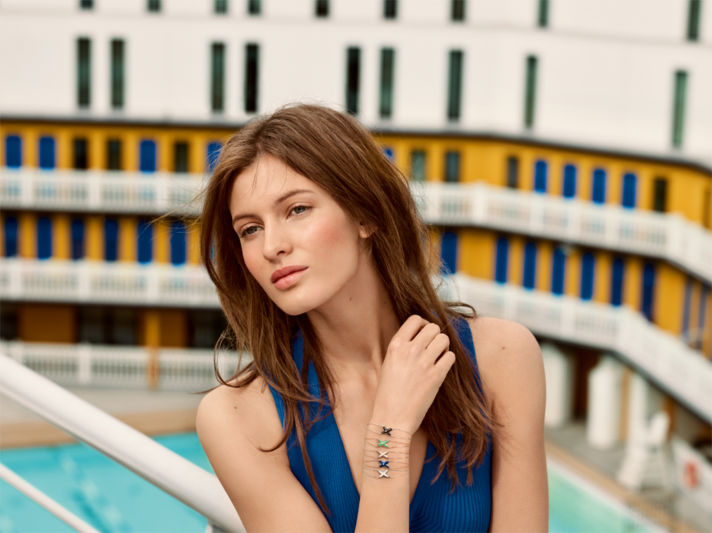 'Summer Spirit' campaign by Chaumet