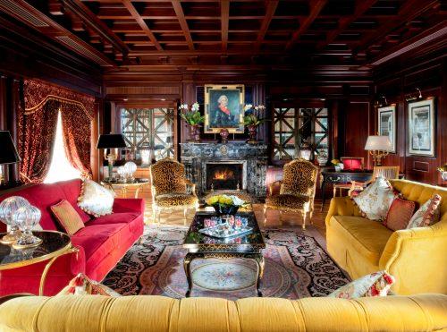 Principe di Savoia -Presidential Suite living room new