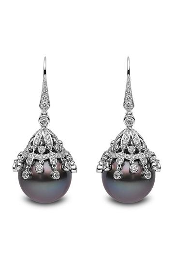Yoko London earrrings