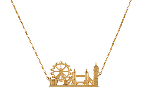 Selina Naz London Pendant
