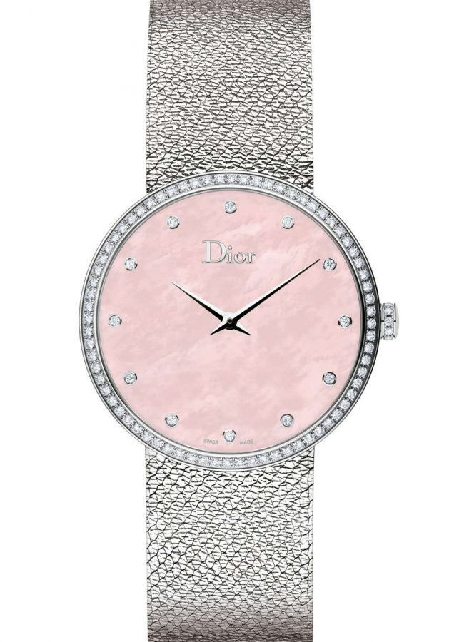 Dior, Satine watch