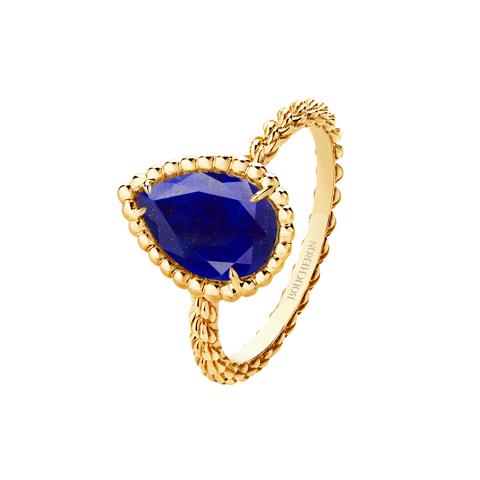 Lapis Lazuli Serpent ring
