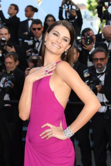 Isabelle Fontana wears Chopard