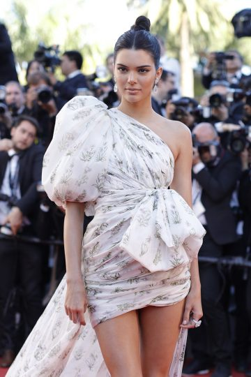 Kendall Jenner in CHopard