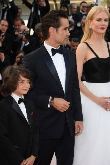 Colin Farrell wears Chopard