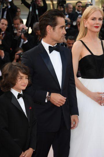 Colin Farrell wears Chopard