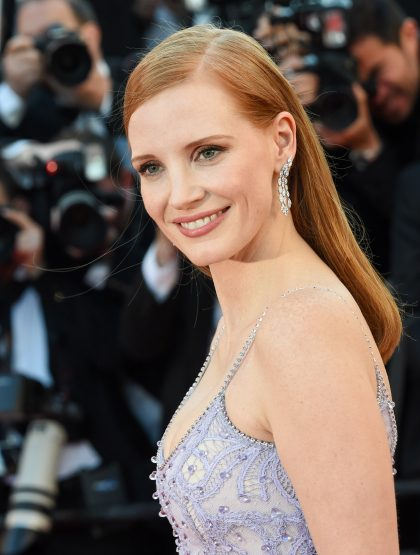 Jessica Castain in Piaget