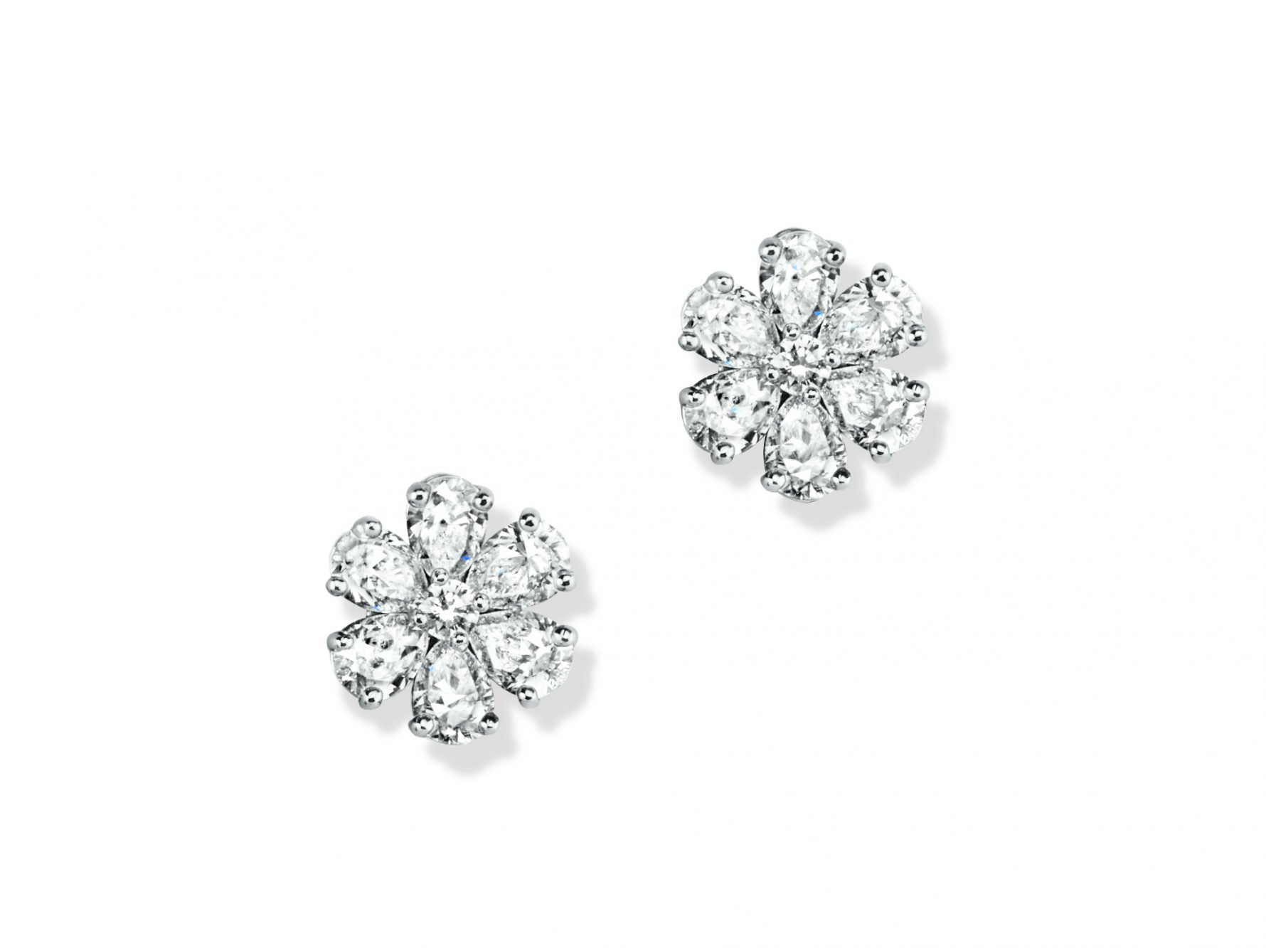 Forget-Me-Not by Harry Winston earstuds