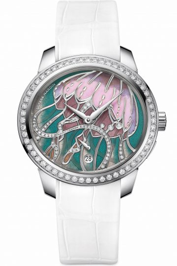 Jellyfish watch by Ulysse Nardin