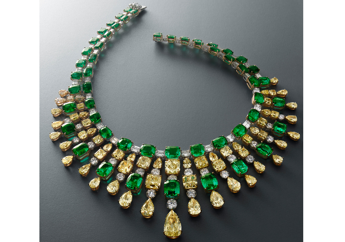 Samir Halileh necklace