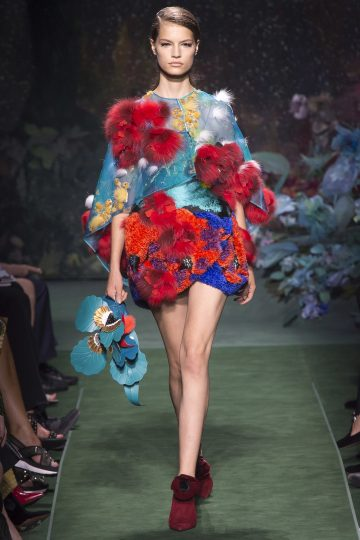 Fendi AW17 Couture