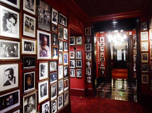 Hotel Sacher Famous guests