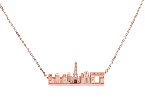 Selina Naz Paris Pendant
