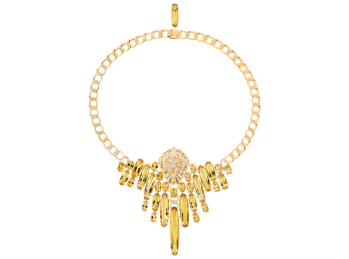Collier Dazzling Chanel