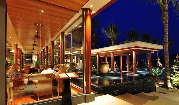 Silk Restaurant & Main Pool 1.