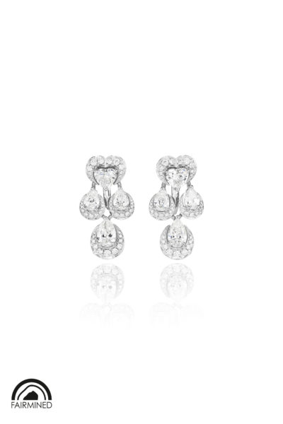 Chopard, Green Carpet collection earrings
