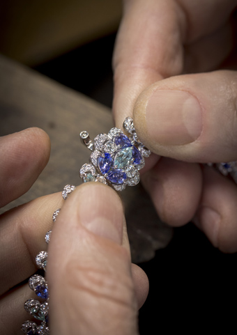 Chopard Making of Red Carpet Collection (2)